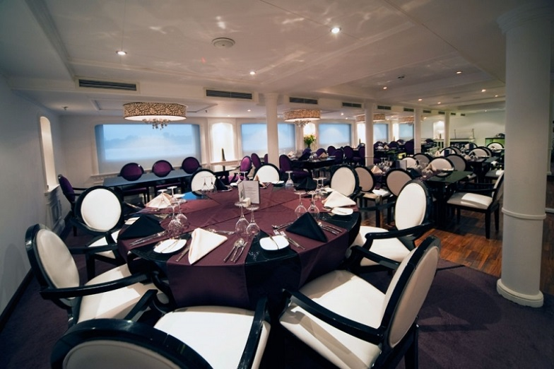 Farah Nile Cruise - Restaurant