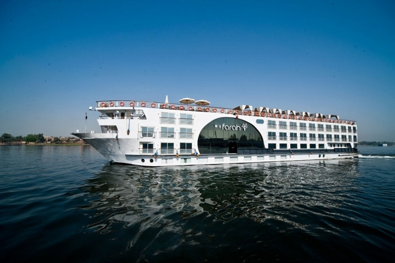 7 Nights / 8 Days MS Farah Nile Cruise Luxor - Aswan - Luxor