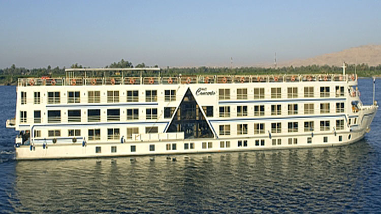 7 Night / 8 Day Concerto Nile Cruise Luxor - Aswan - Luxor