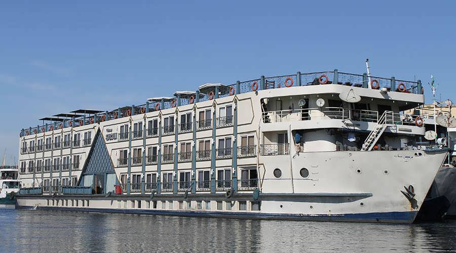 4 Night / 5 Day Ms Sarah Nile Cruise from Luxor to Aswan