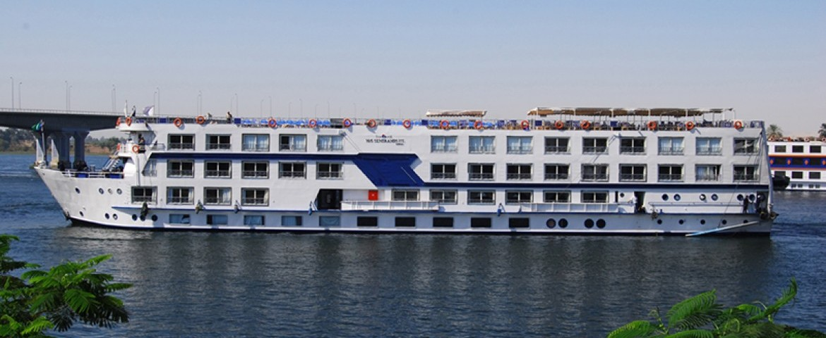 3 Night 4 Day Aswan to Luxor Semiramis III Nile Cruise