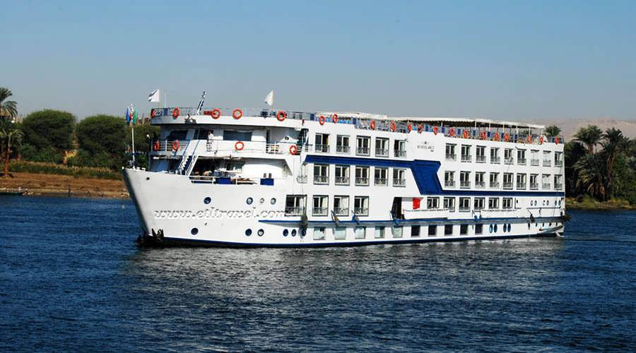 7 Night 8 Day Itinerary MS Semiramis III Nile River Cruise