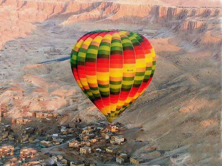 Cairo Luxor & Hot Air Balloon Trip from Sharm El Sheikh