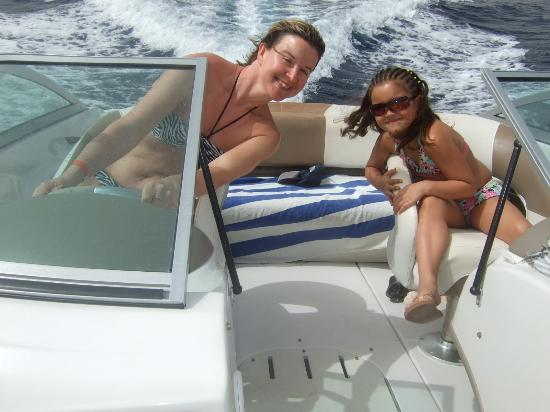 Private Speed Boat Thrilling Adventure in Sharm E Sheikh