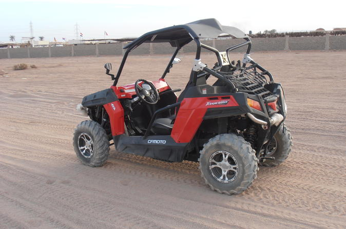 Sand Dune Buggy Safari Excursion in Sharm El Sheikh