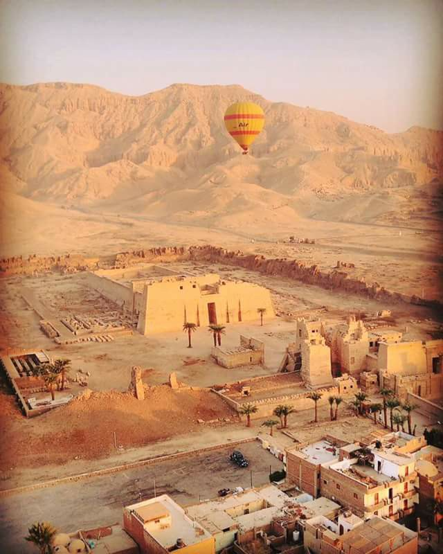 Luxor Day Tour from Sharm El Sheikh
