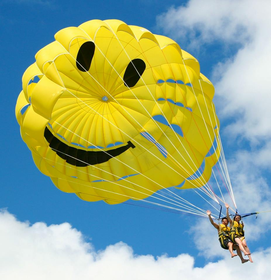 Parasailing Excursion in Sharm El Sheikh