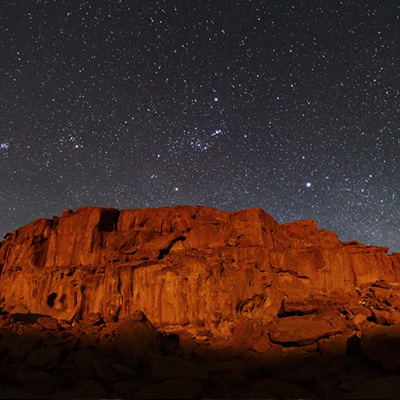 Star Gazing & Bedouin Dinner Trip in Sharm El Sheikh Desert