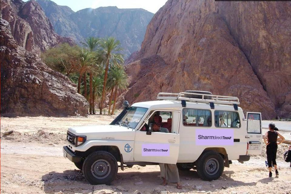 Nabq Bay Jeep Safari
