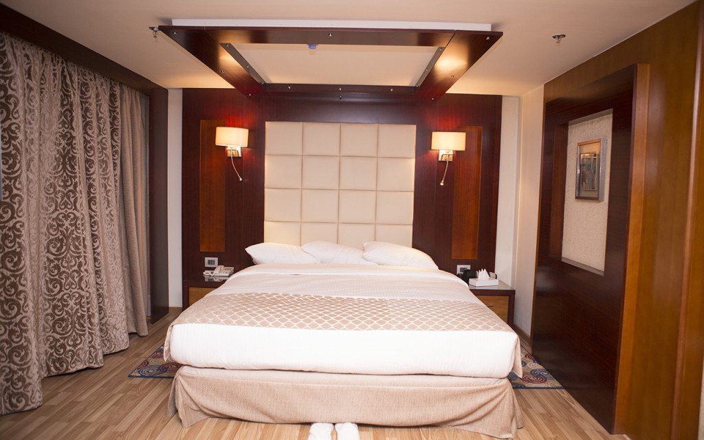 Blue Shadow Nile Cruise - Standard Cabin