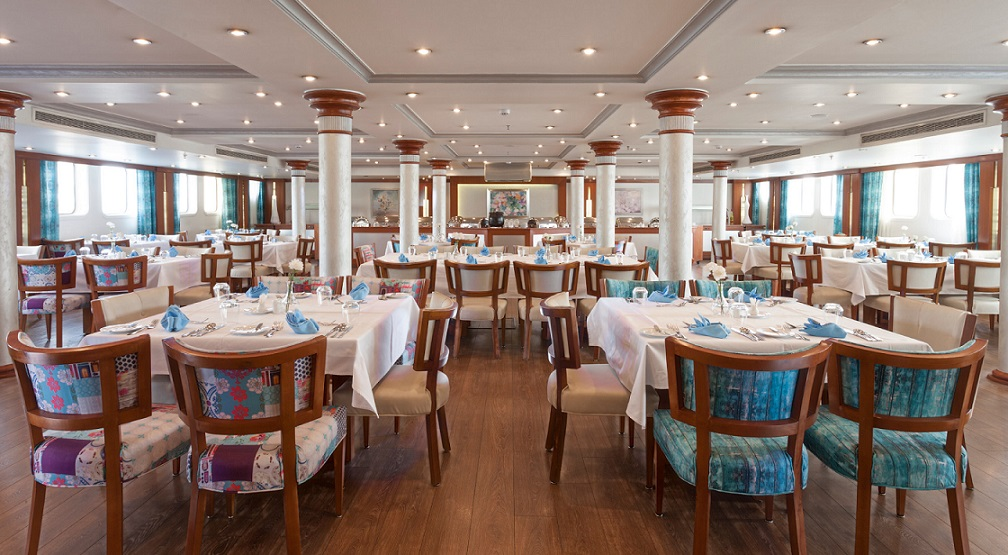 acamar-nile-cruise-restaurant