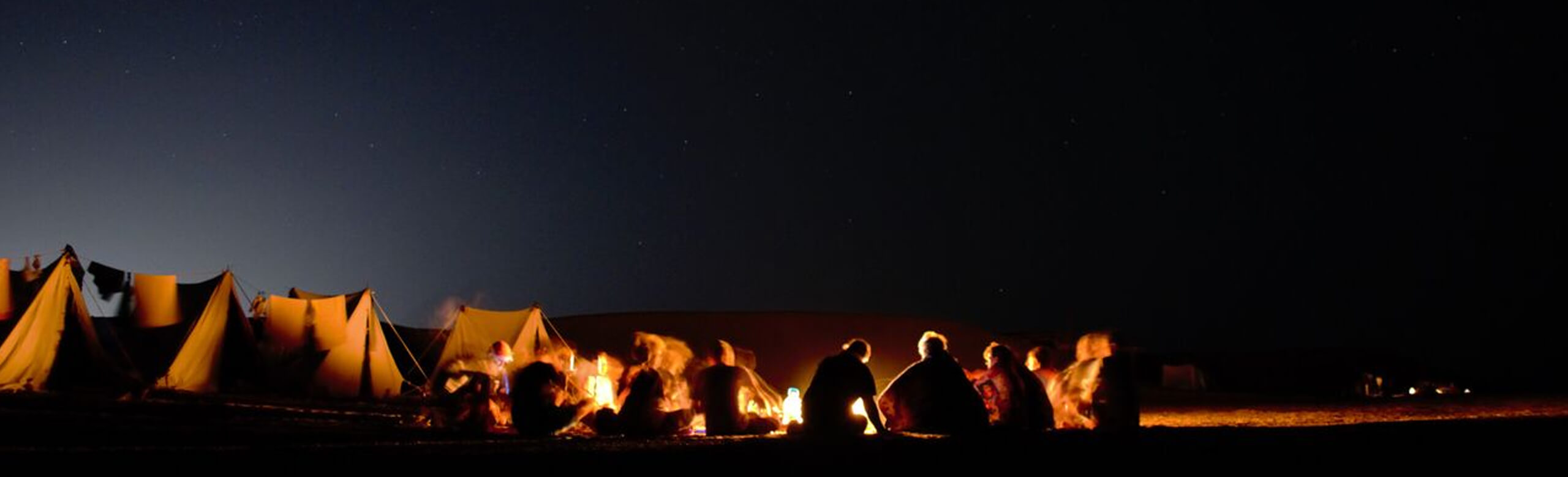 Campfire Ras Mohammed Camp
