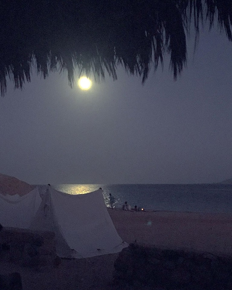 Overnight Camping in Ras Mohammed National Park