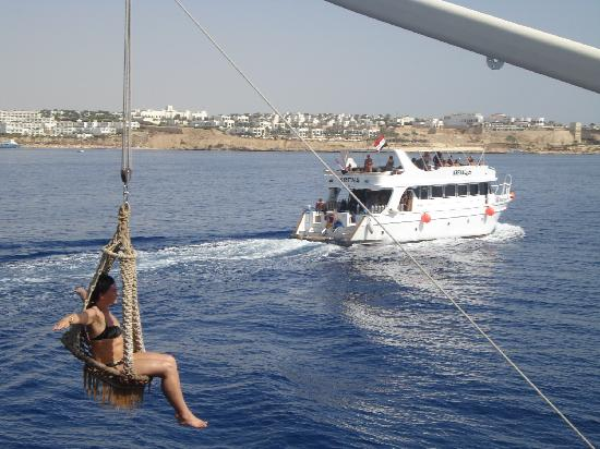 Night boat trip - Sharm El Sheikh
