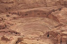 The Roman Theatre - Petra