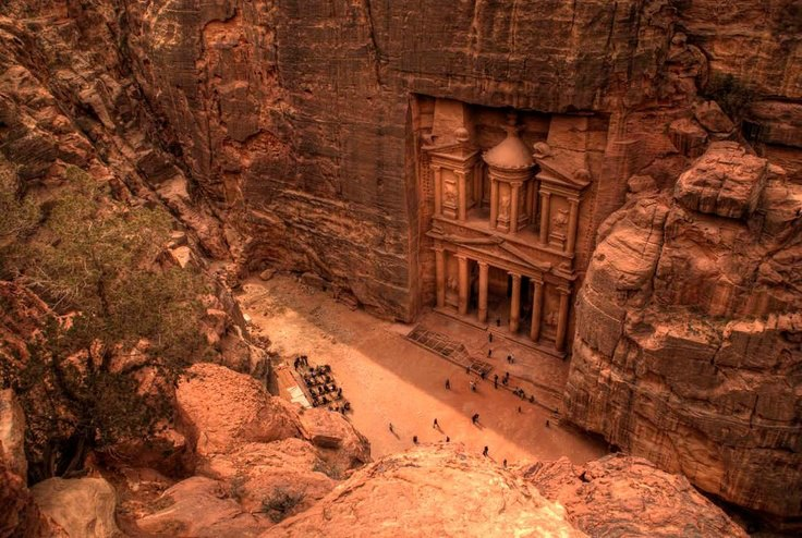 The Great Treasury - Petra