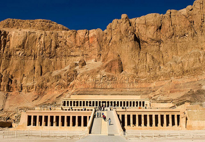 Hatshepsut Temple - Luxor West Bank