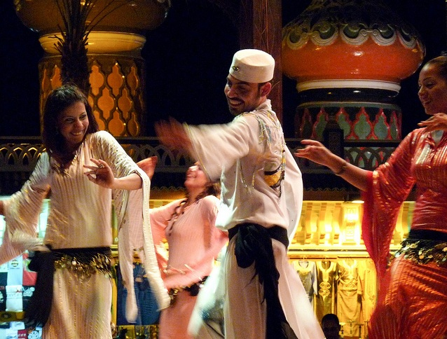 Fantasia 1001 Nights Arabian Show Sharm el Sheikh