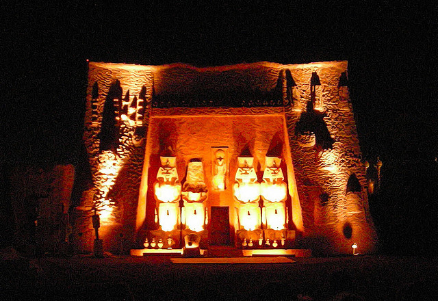 Fantasia 1001 Nights Sound & Light Show Sharm el Sheikh