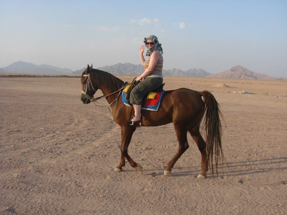 Desert Horse Riding Excursion- Sharm El Sheikh