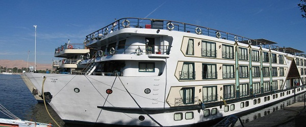 3 Nights / 4 Days MS Sarah Nile Cruise from Aswan to Luxor