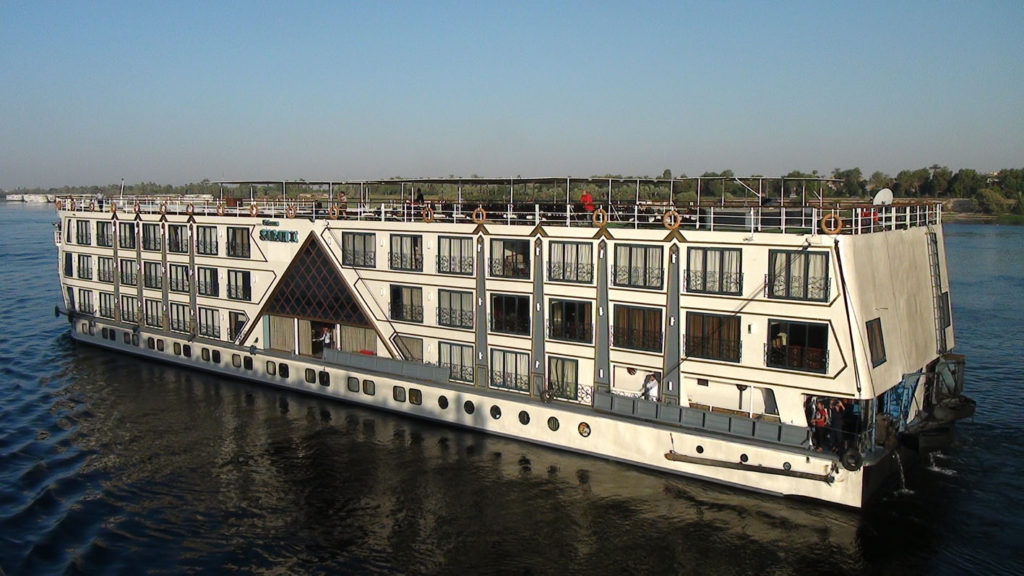 7 Nights / 8 Days MS Sarah Nile Cruise Luxor - Aswan - Luxor
