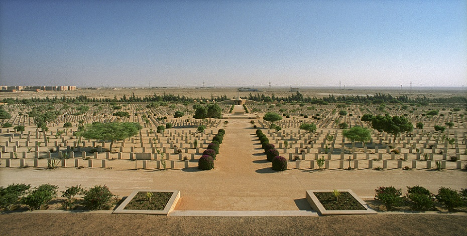 alamein-commonwealth-fallen-soldiers-cemetery