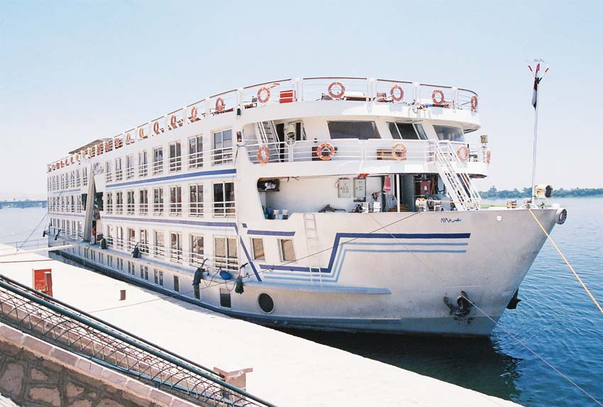 3 Nights / 4 Days MS Concerto Nile Cruise Aswan Luxor