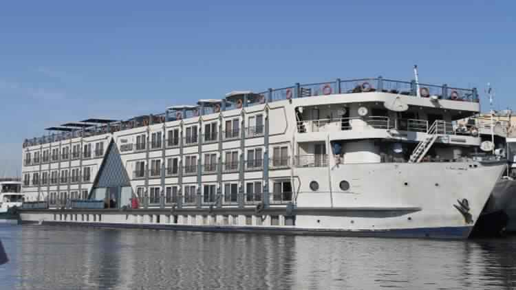 4 Nights / 5 Days MS Concerto Nile Cruise Luxor to Aswan