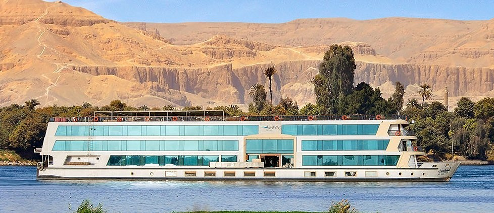 7 Night Amwaj Living Stone Nile Cruise Luxor - Aswan - Luxor