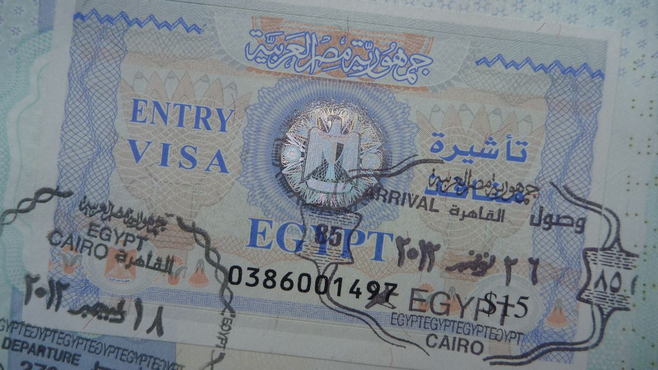 Sharm El Sheikh Entry Permissions & Visas