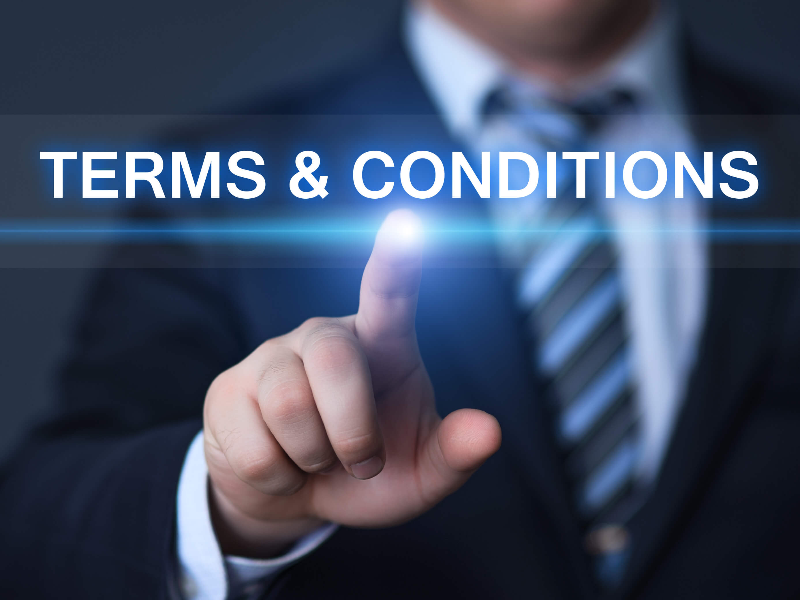 Terms and Conditions of Service | Sharm Smile