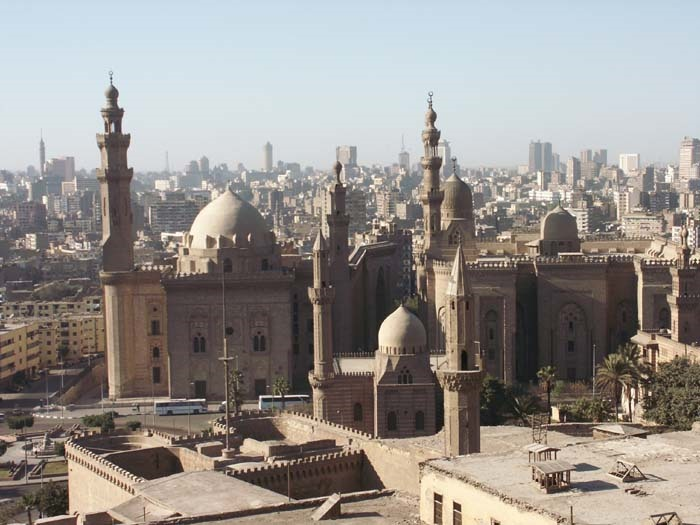 Cairo, Capital of Egypt