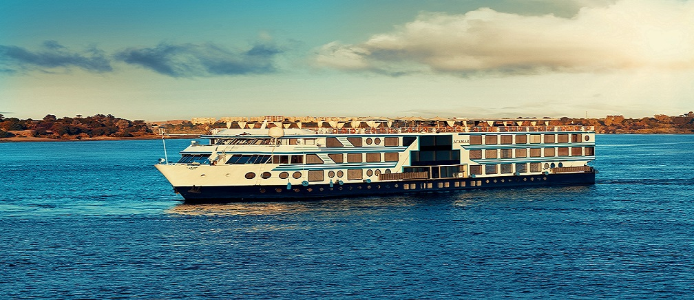 Day MS Acamar Ultimate Luxury Nile River Cruise in Egypt Nile Cruises 2020 - 2021